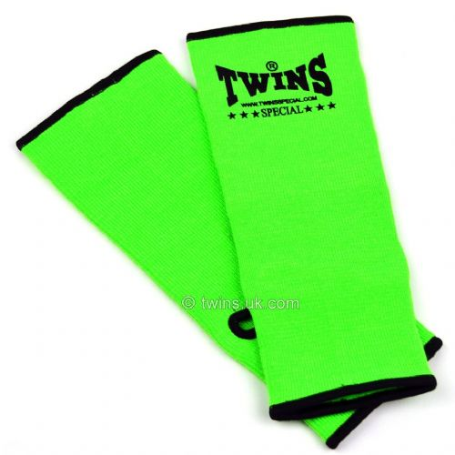Twins Ankle Supports - Lime Green